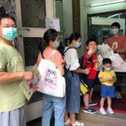 香港賽馬會慈善信託基金(HKJCCT)贊助抗疫包
