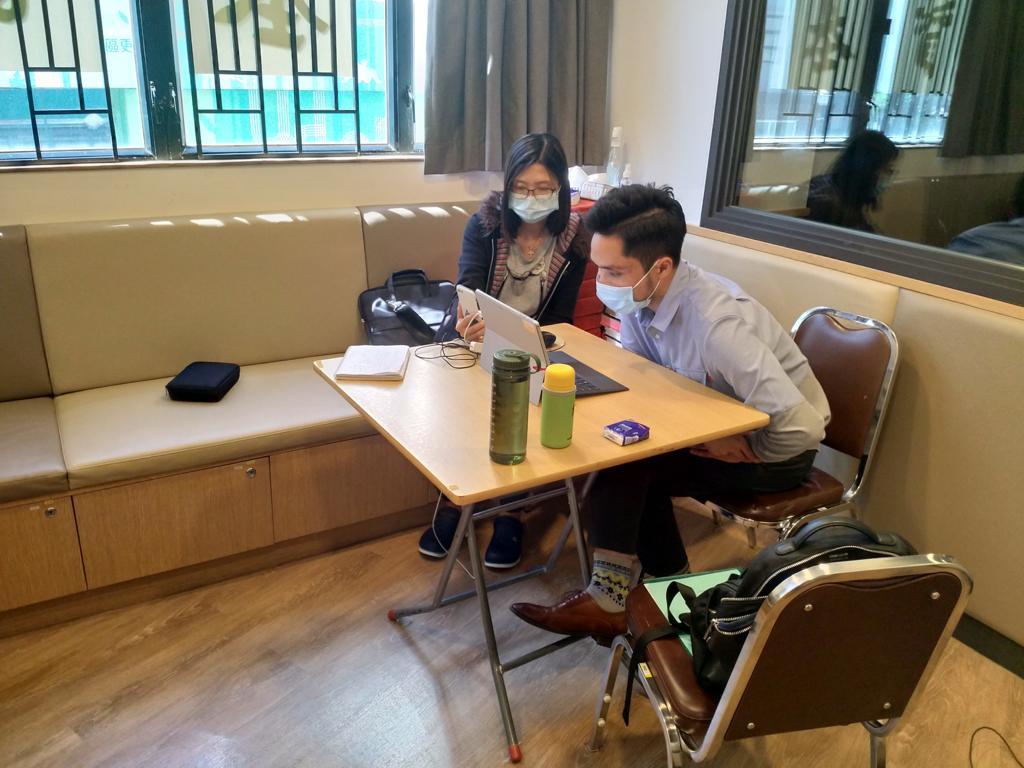 [Comprehensive sharing Employment Retraining Board course]